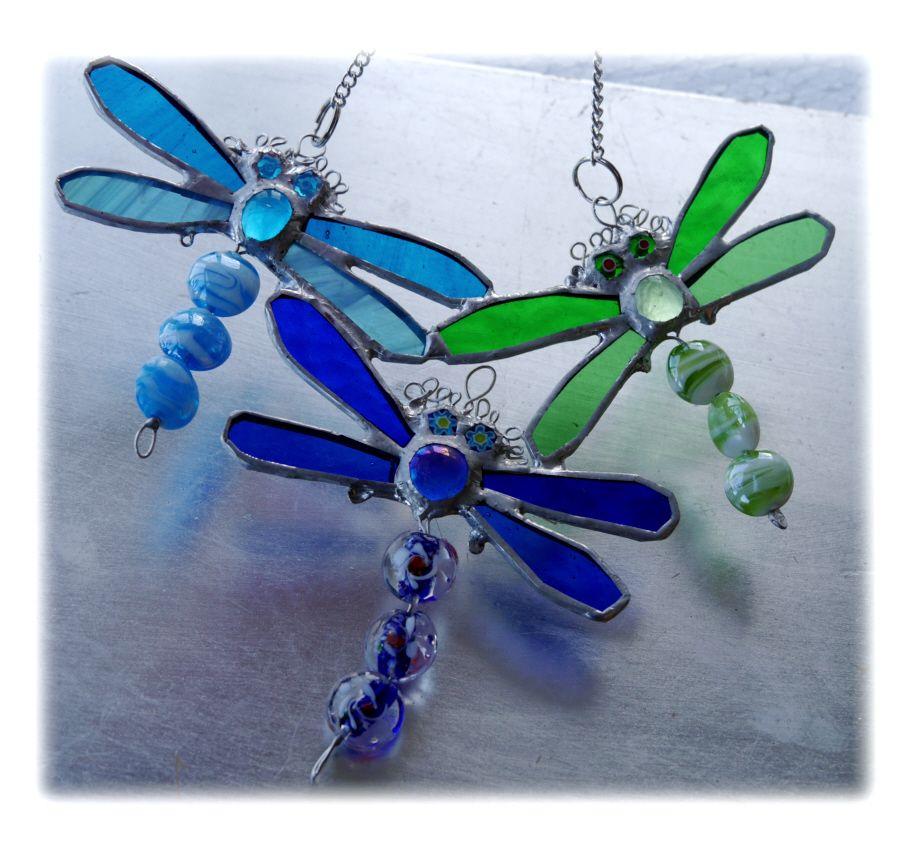 Dragonfly Trio 005 #1702 FREE 22.50