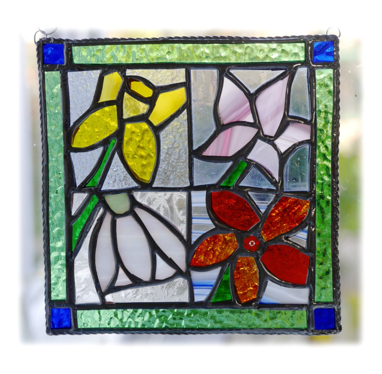 Flower Tile 001 Four Seasons #1810 FREE 30.00