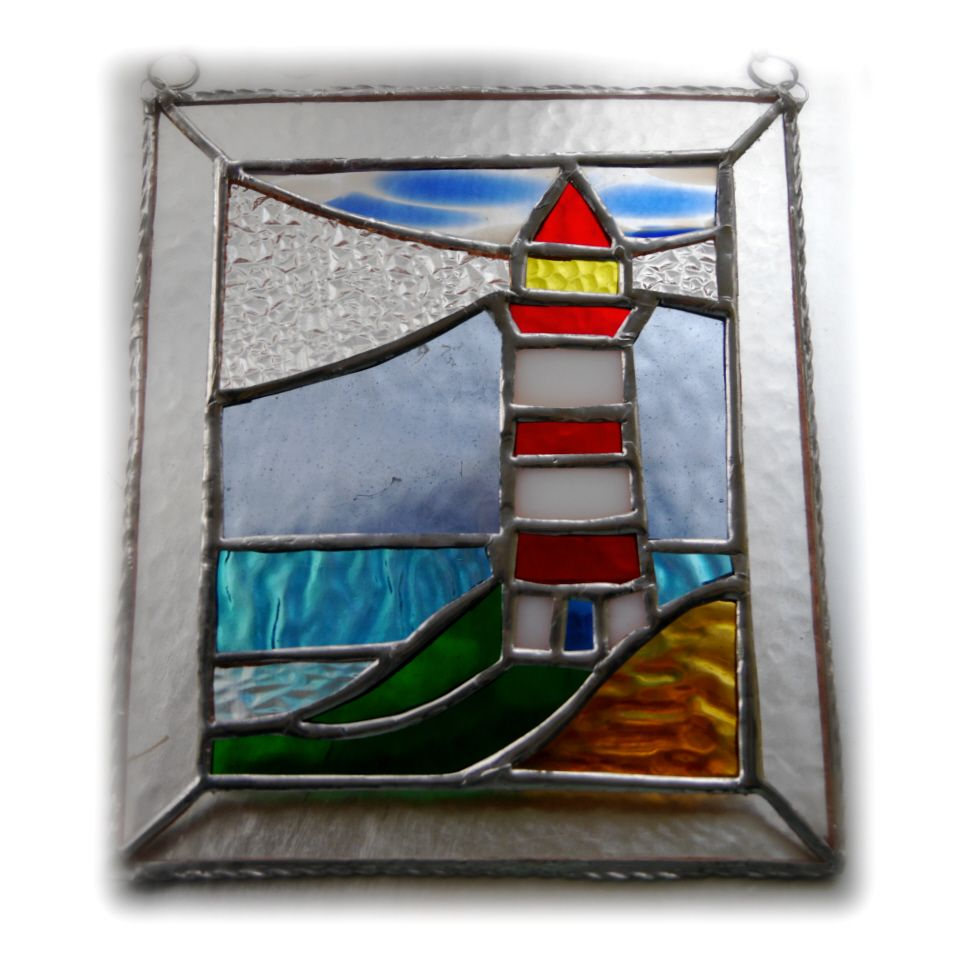 Lighthouse Framed 012 #1810 FREE 25.00