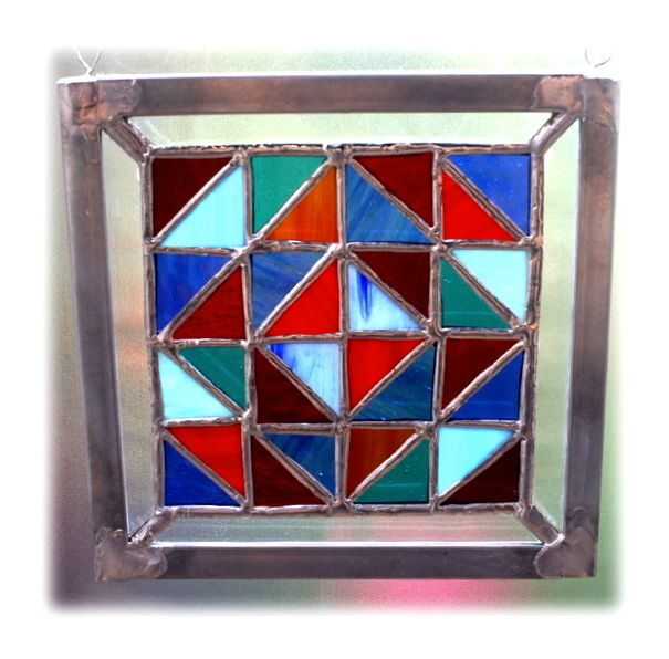 Patchwork zinc-framed 001 #1108 FREE 35.00