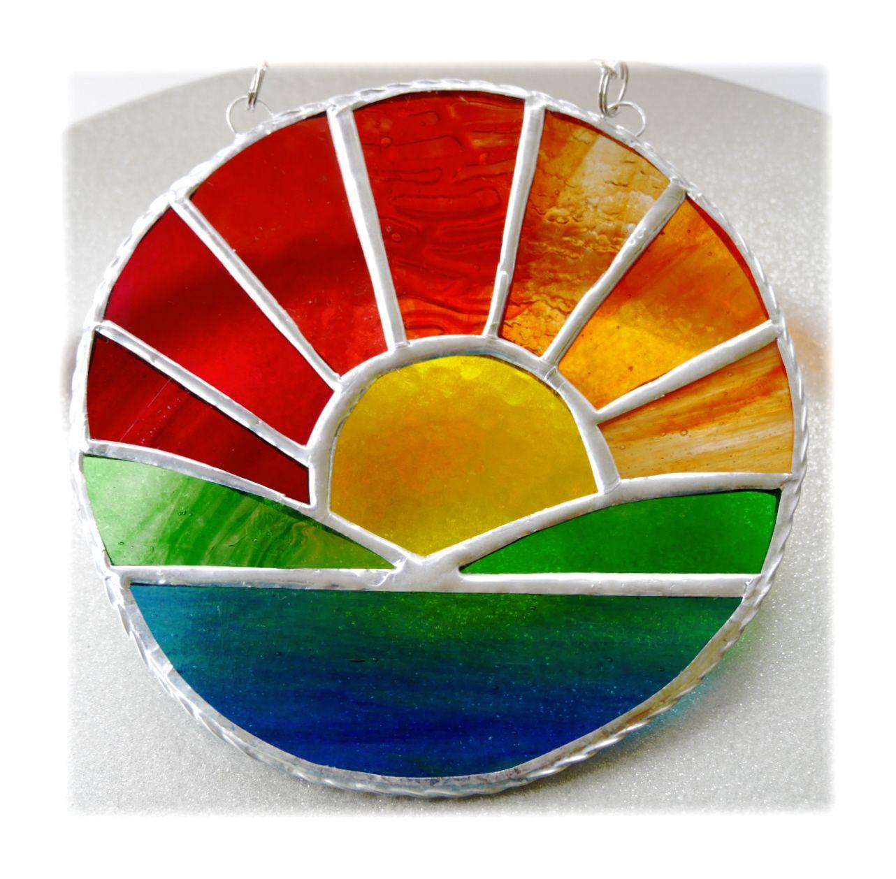 Sun Circle 032 #1903 FREE 17.50