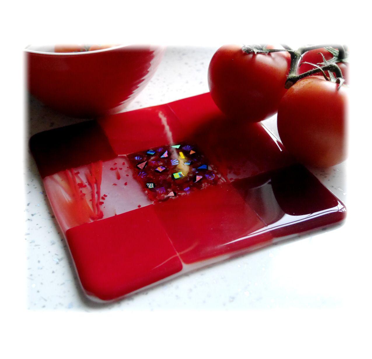 Trivet 16cm 017 #1809 Red FREE 16.00
