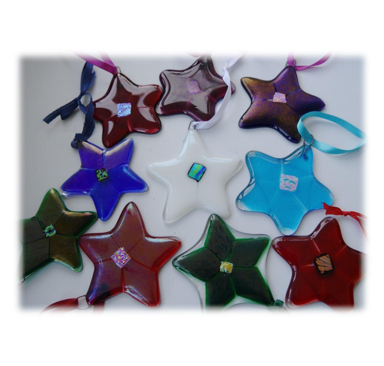 Fused Star 015 #1809 FREE 5.00