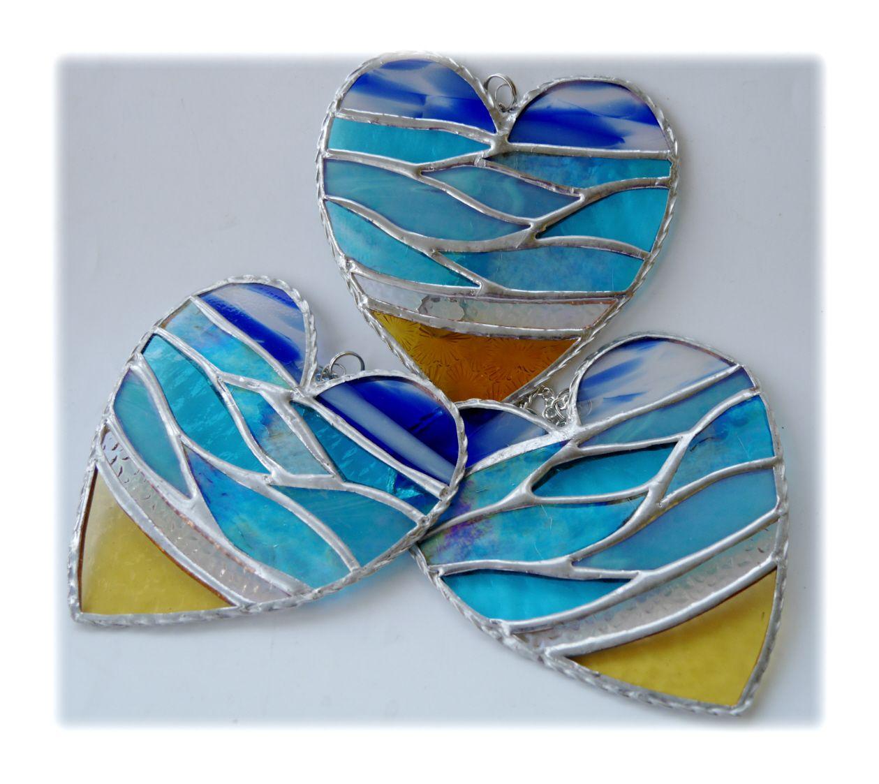 Sea Heart 033 #1903 FREE 15.00