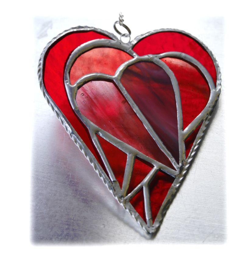Triple Heart 004 #1801 FREE 16.00