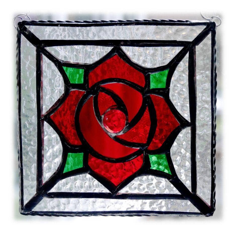 Rose Square 004 #1701 FREE 20.00