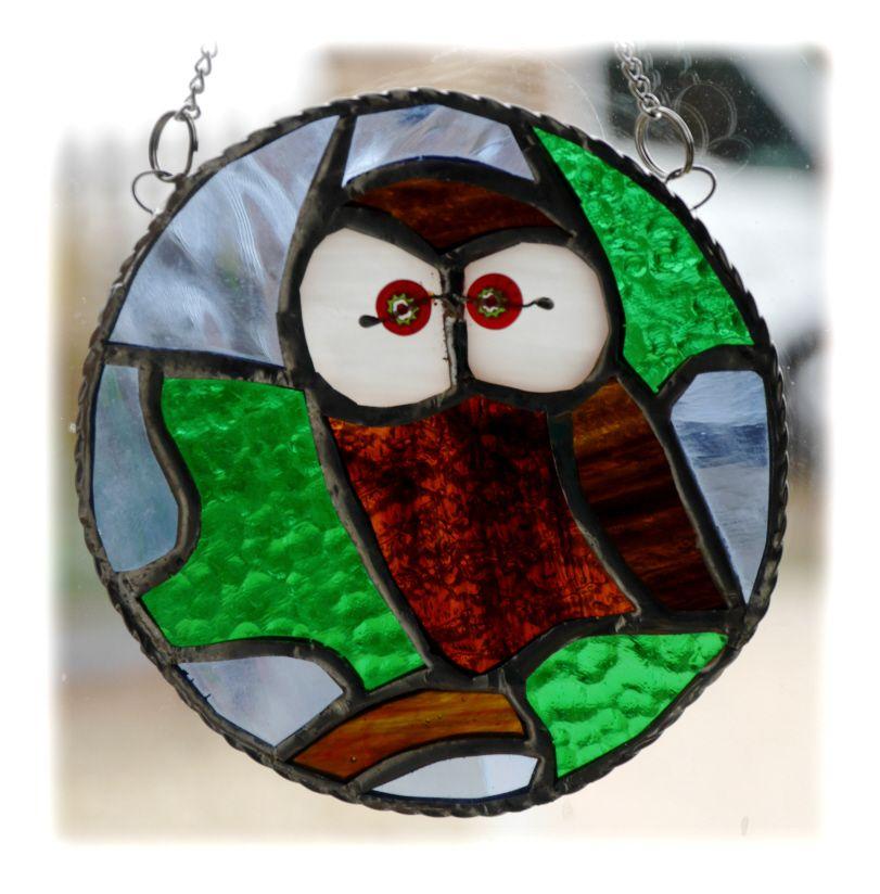 Owl Ring 010 #1610 FREE 17.50