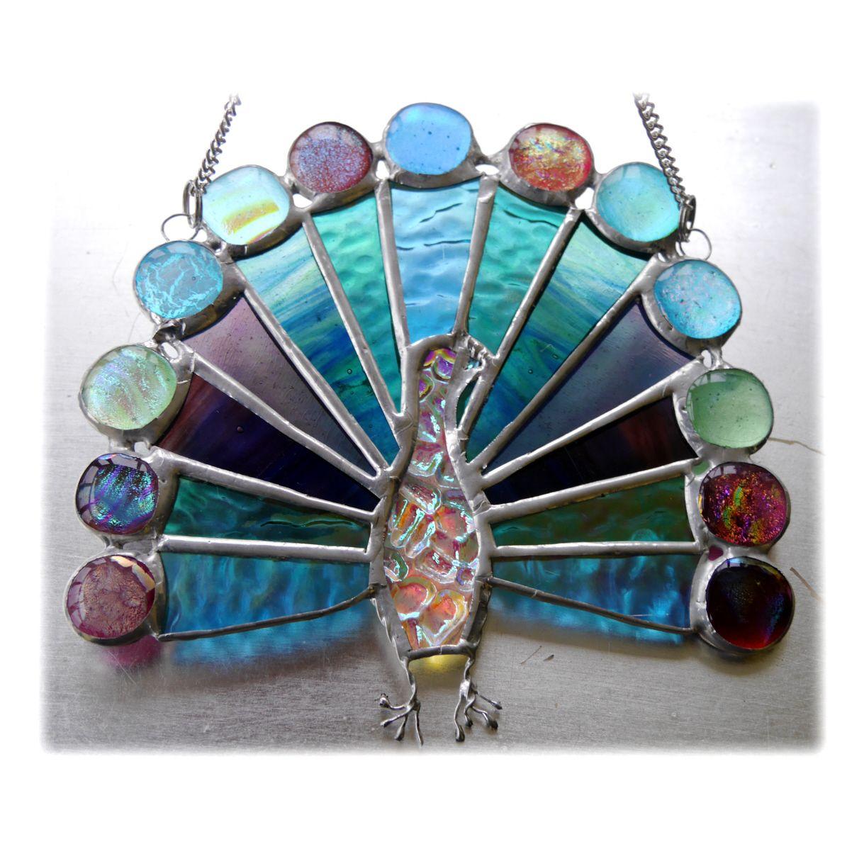 Peacock Fan 001 #1904 FREE 35.00