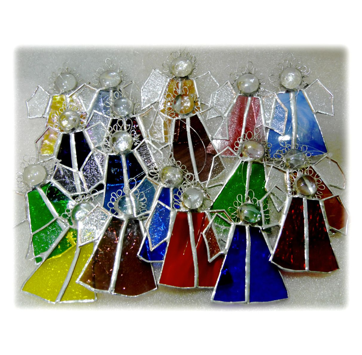 Xmas Decoration Angel 411 #1811 FREE 5.00
