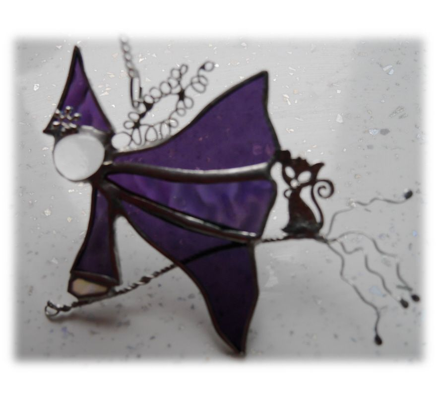 Witch 037 Purple #1704 @PRIVATE  Brenda @170414 @11.50