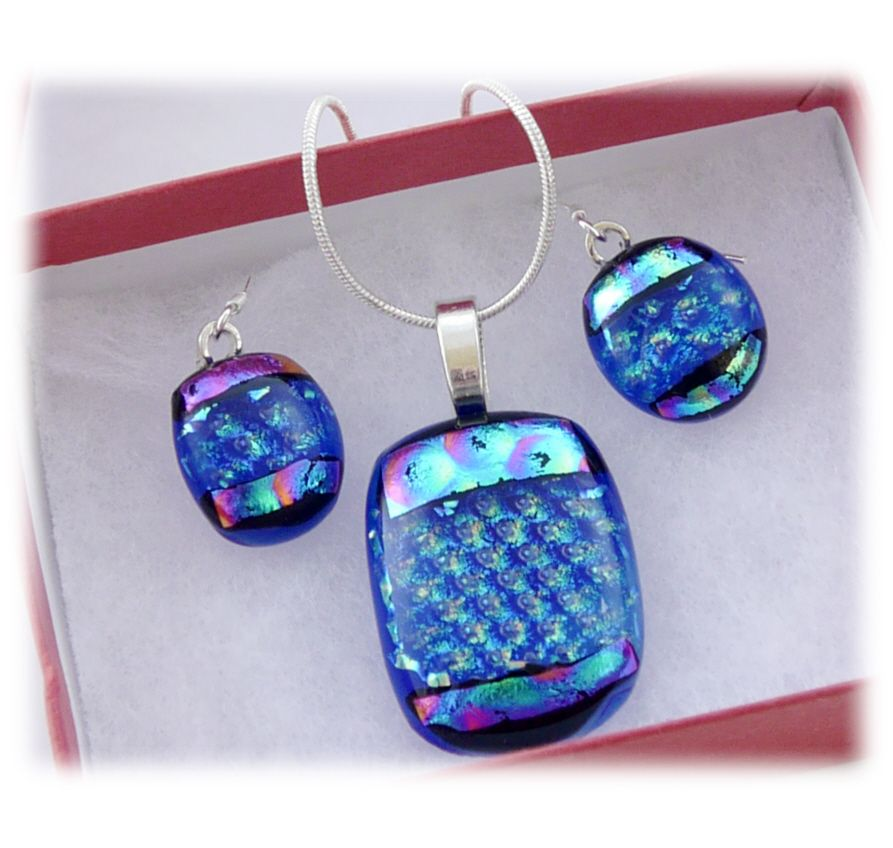 Pendant Earring Set 060 #1804 FREE 10.00