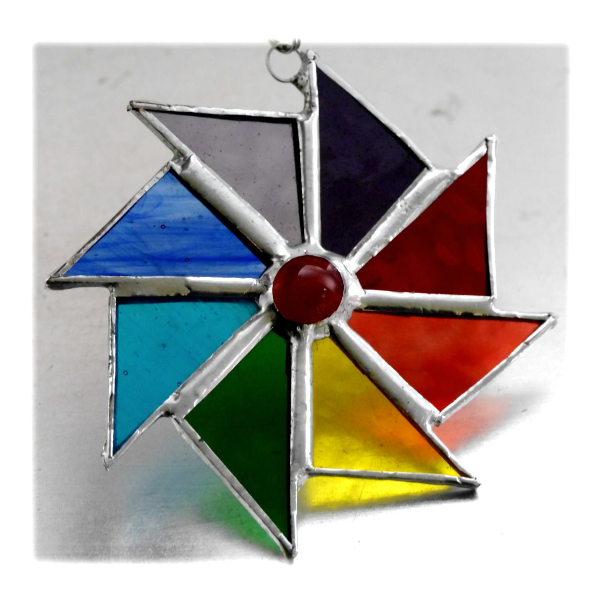 Wheel Triangle 019 Rainbow #1811 FREE 10.00