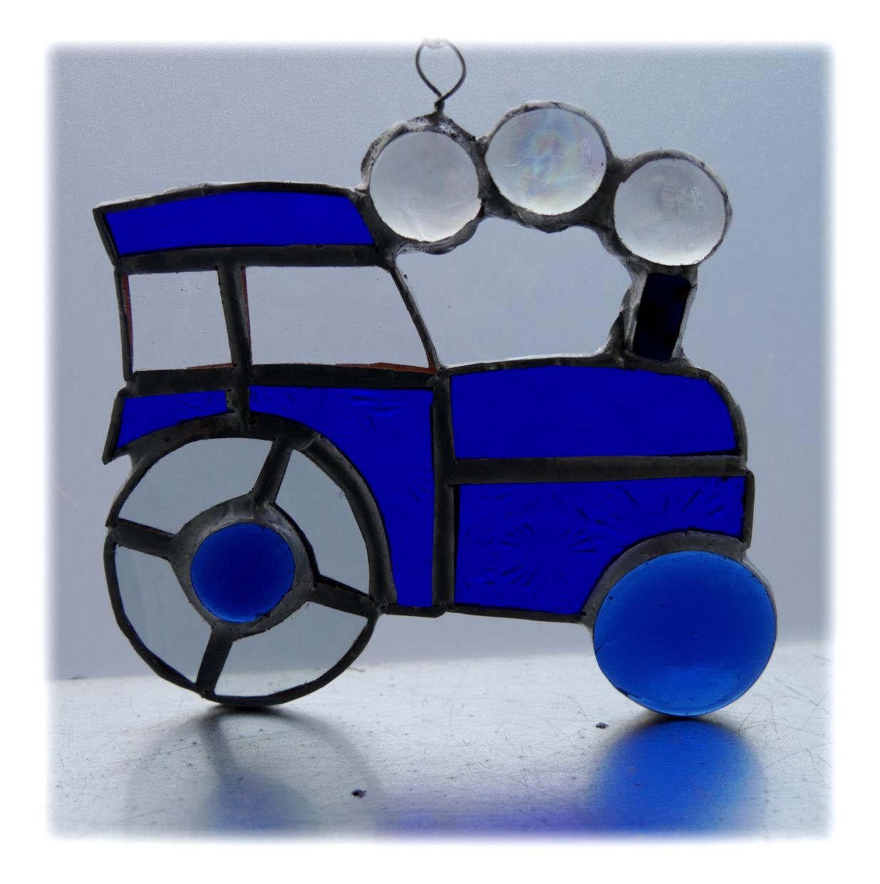 Tractor 041 Blue #1808 FREE 14.50