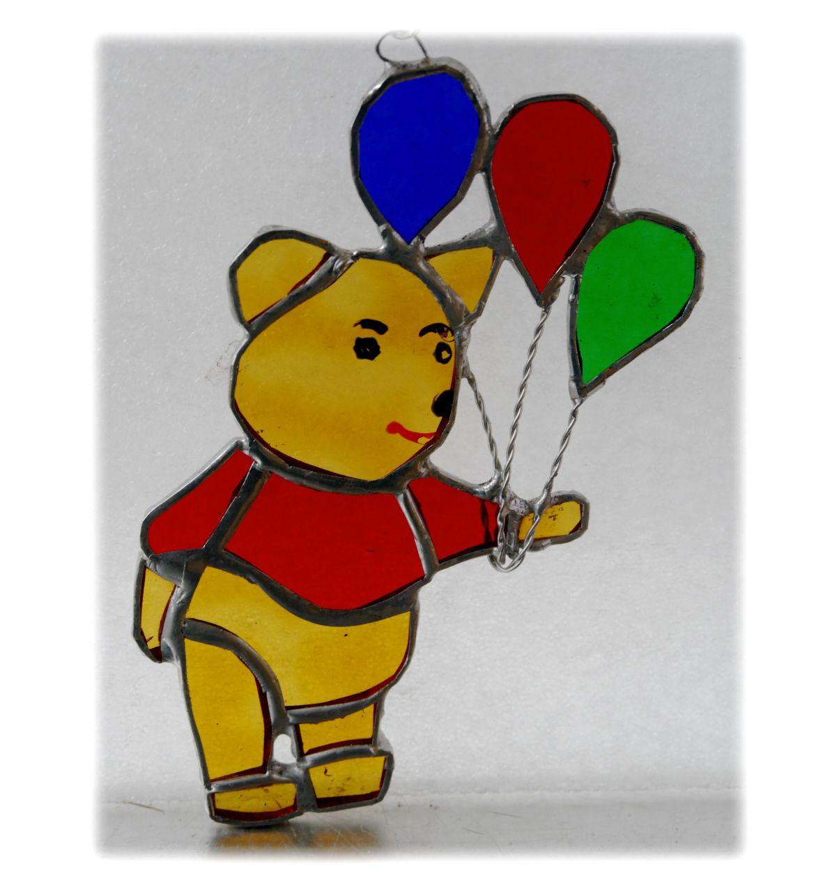 Winnie the Pooh 014 blue left #1901 FREE 14.50