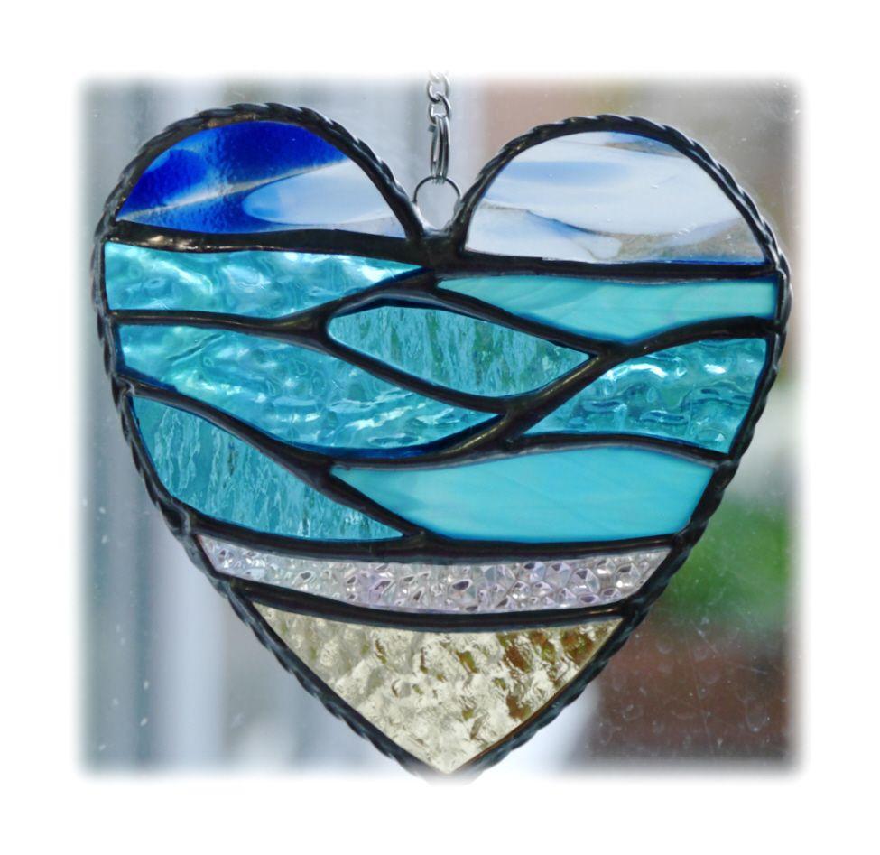 Sea Heart 032 #1903 FREE 15.00