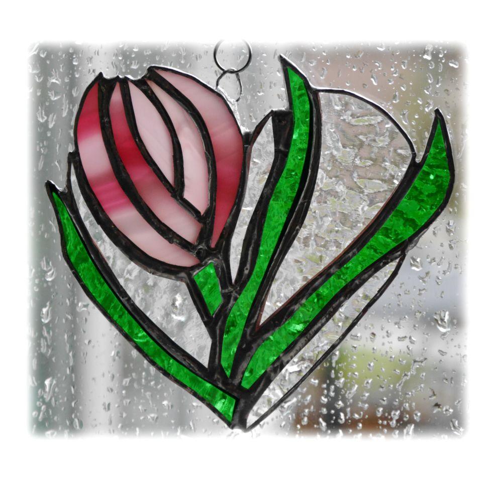 Tulip Heart 005 #1803 FREE 16.00