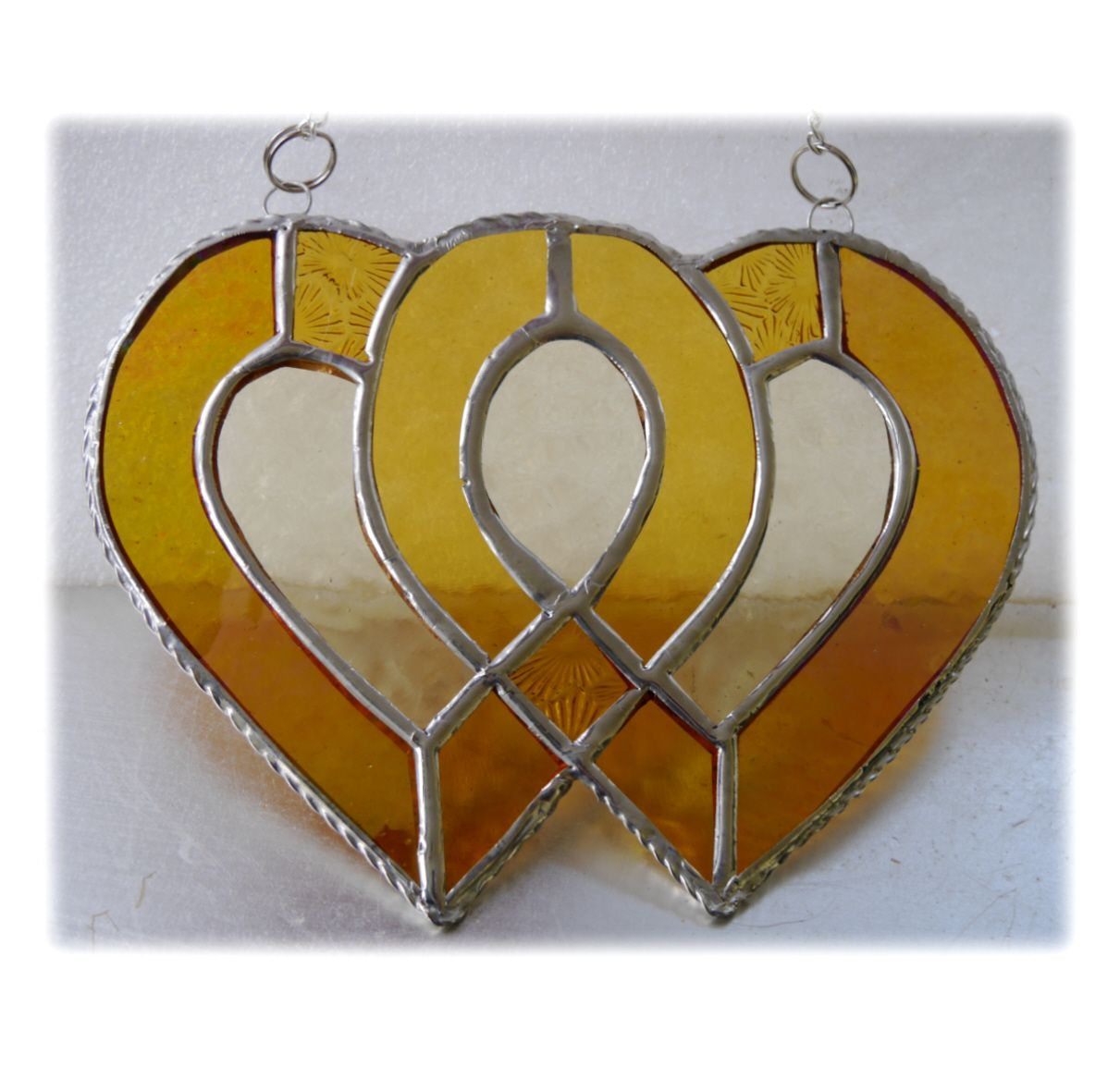 Entwined Heart 016 Gold #1909 FREE 22.50