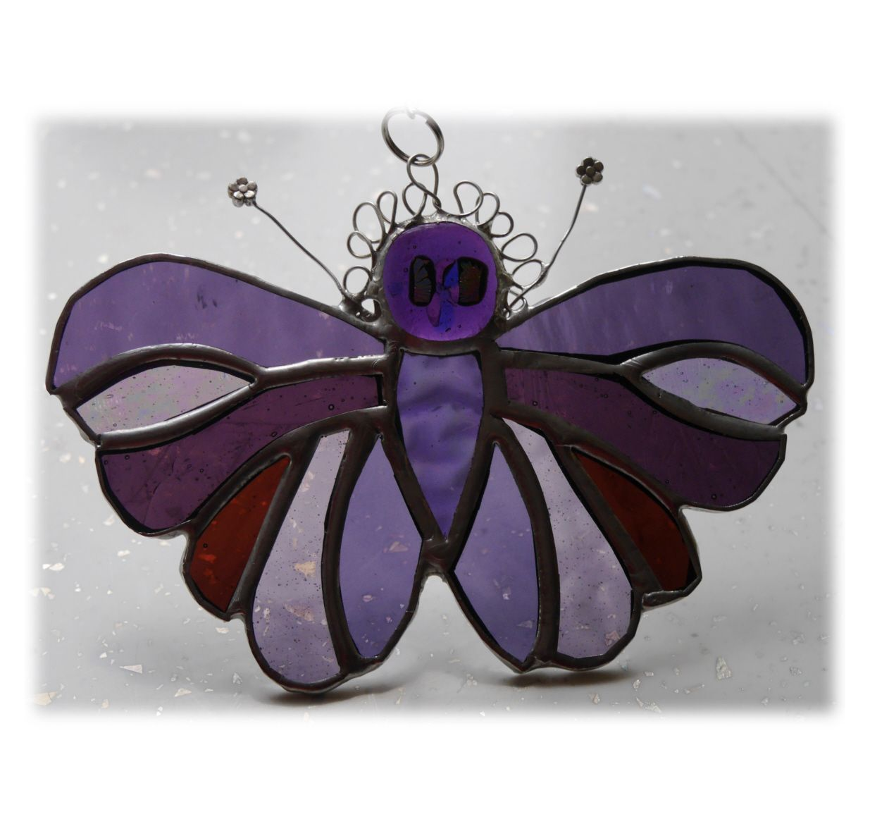 Butterfly Full 099 Purple #1909 FREE 14.50