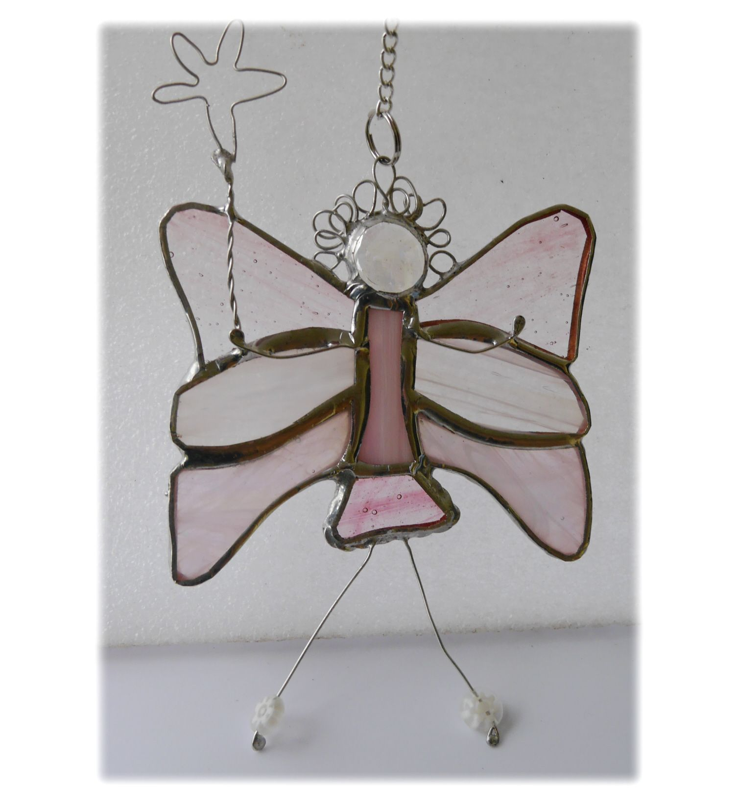 Fairyfly 021 Pale pink #1908 FREE 14.50