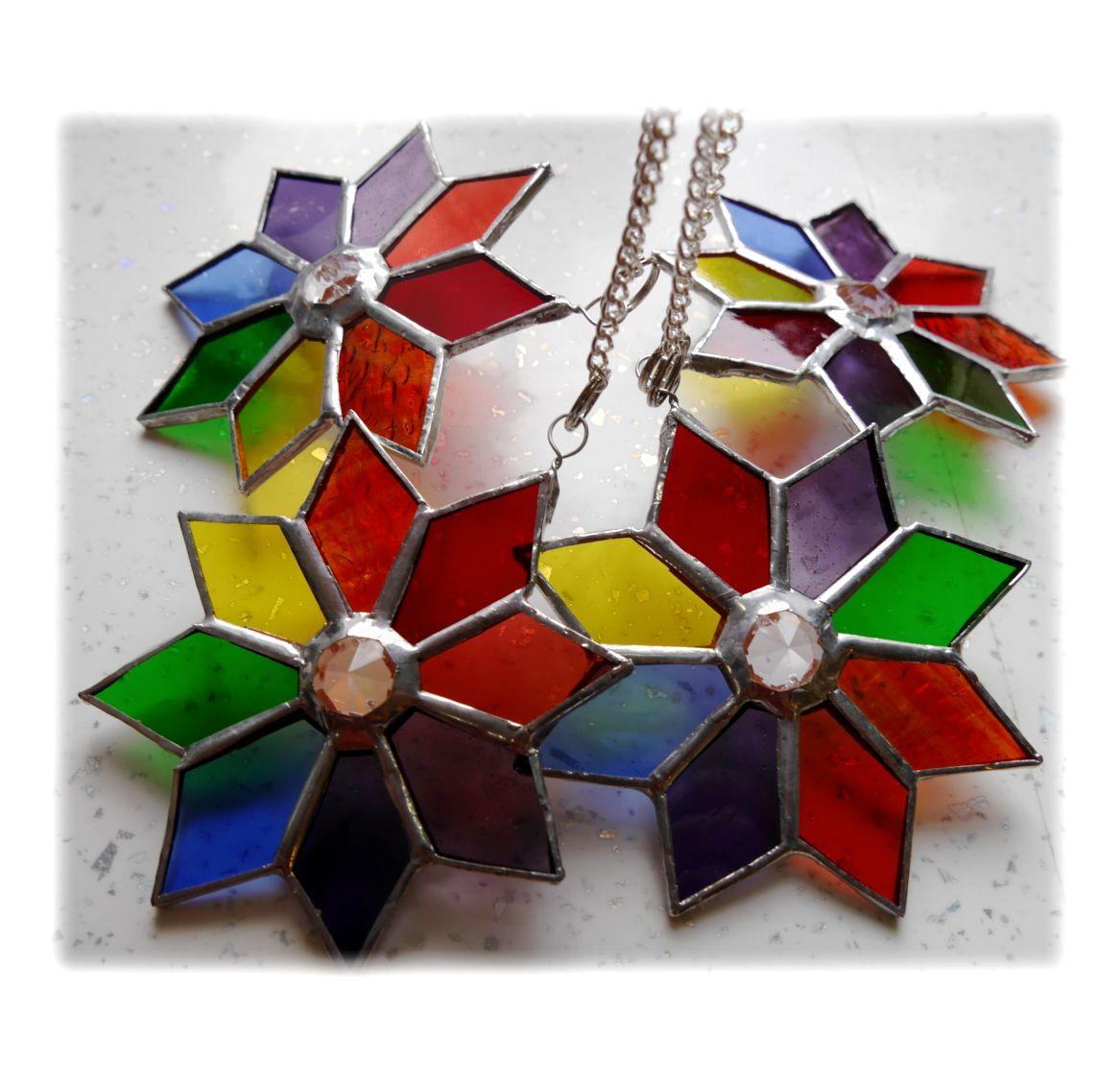 Rainbow Star 9cm 018 #1908 FREE 9.00