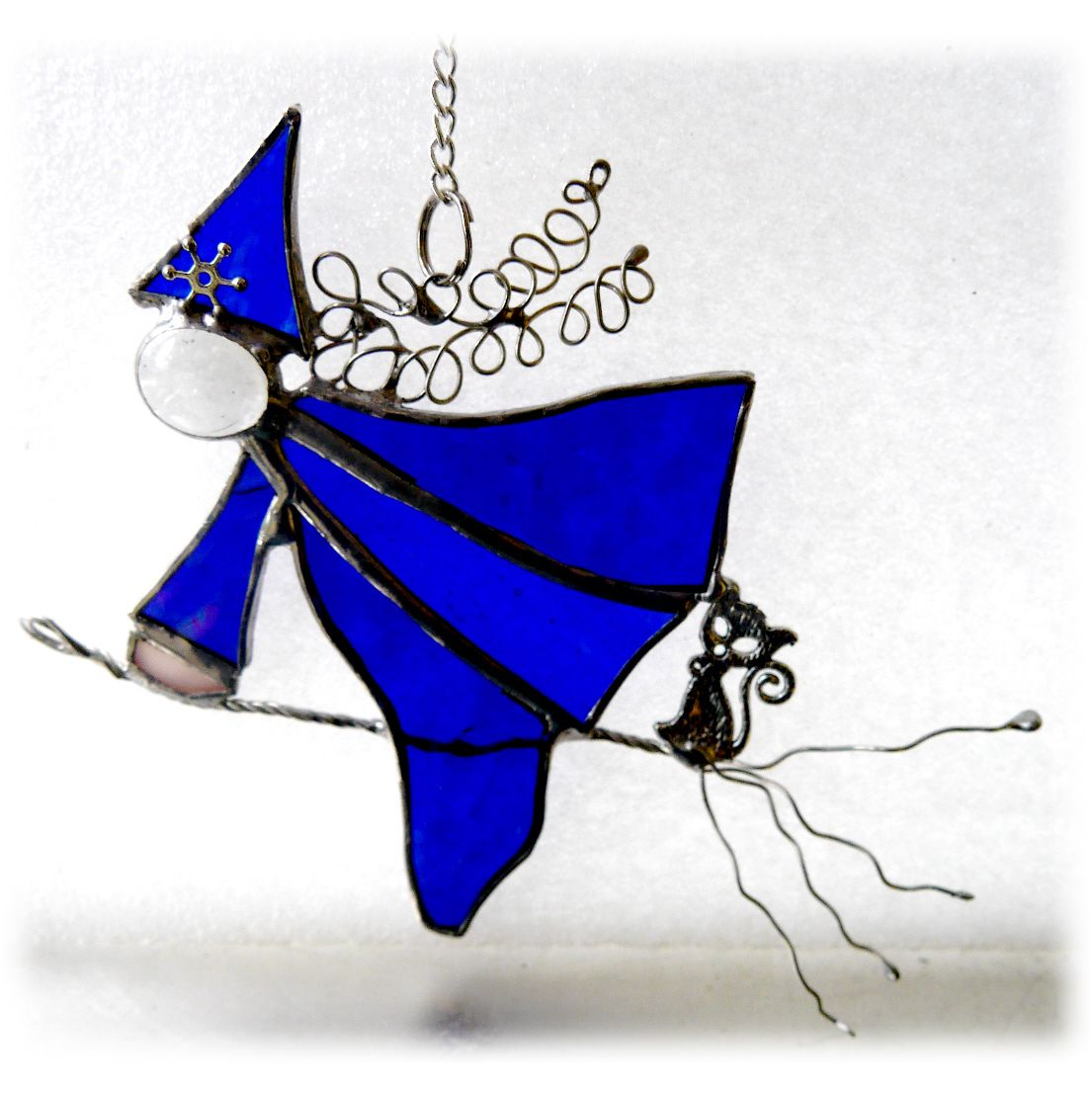 Witch 055 Blue #1910 FREE 13.00
