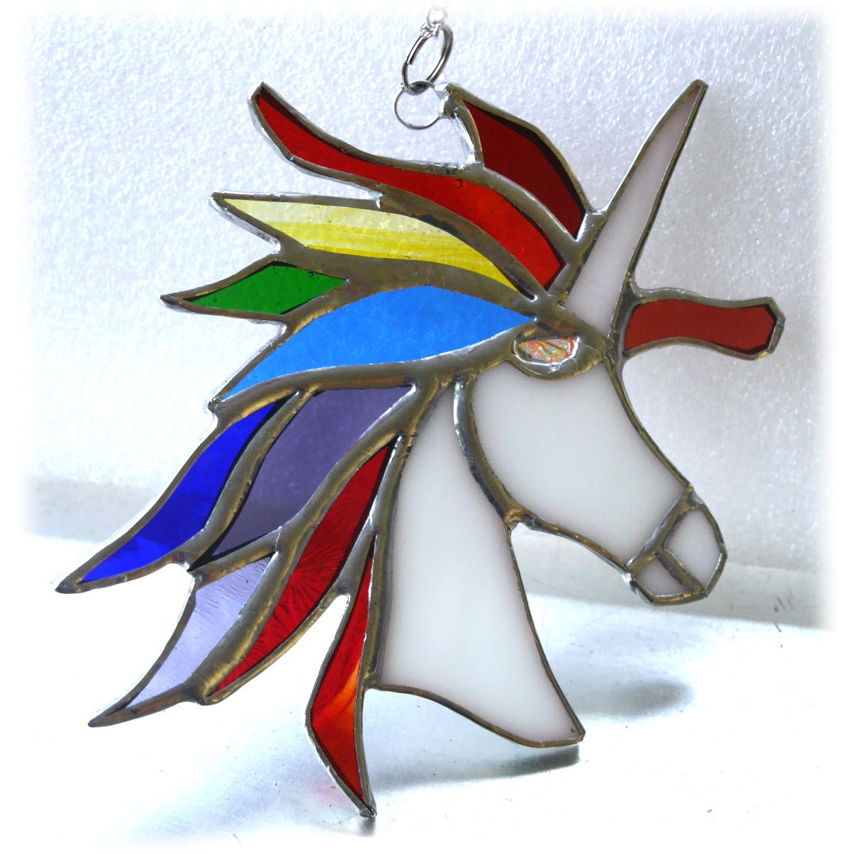 Unicorn 019 Rainbow #1910 FREE 17.50