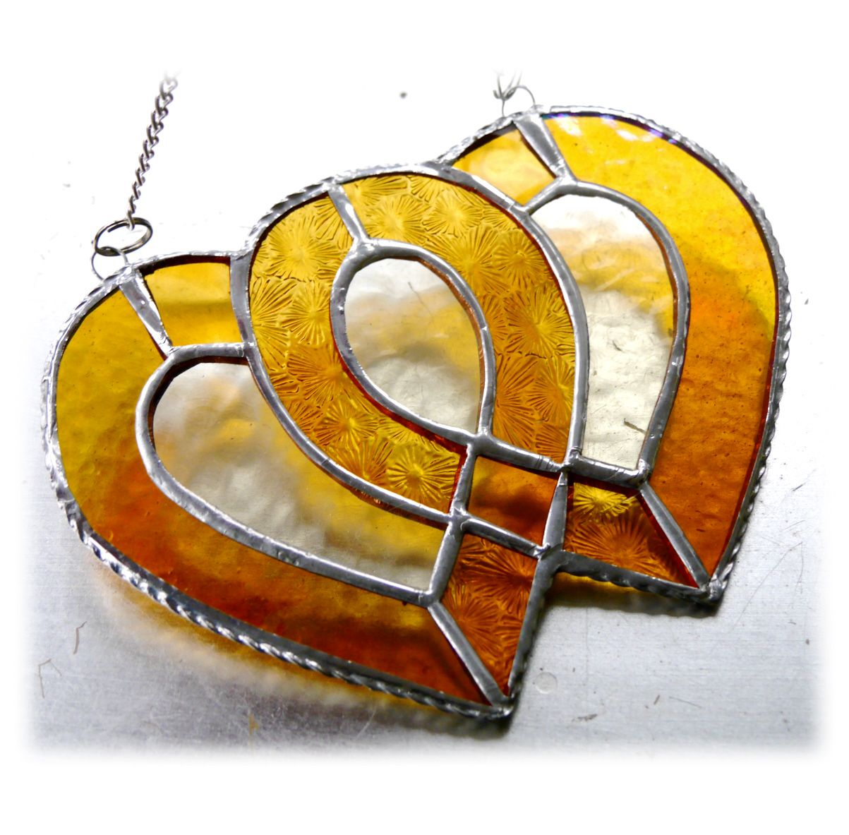 Entwined Heart 017 Gold #1910 FREE 22.50