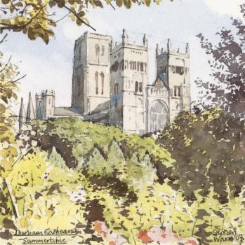 Durham Cathedral - Summer
