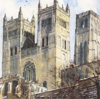 Durham Cathedral - Winter
