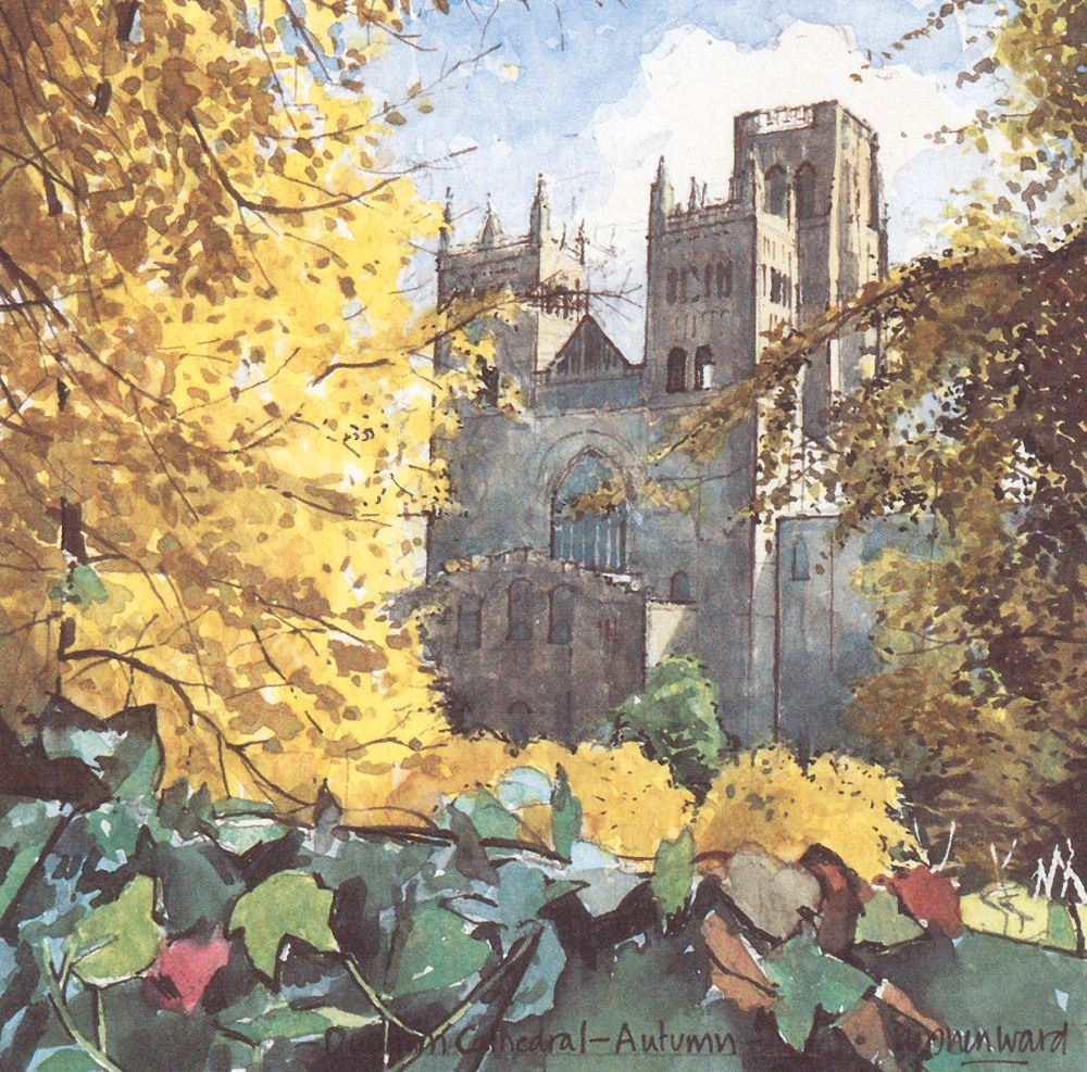 Durham Cathedral - Autumn