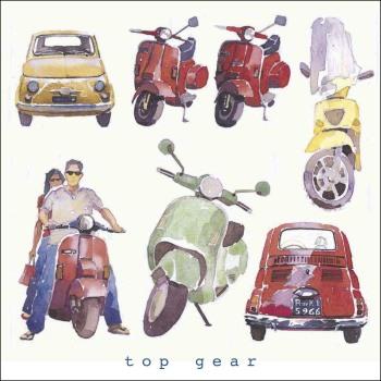 IS01 Top Gear
