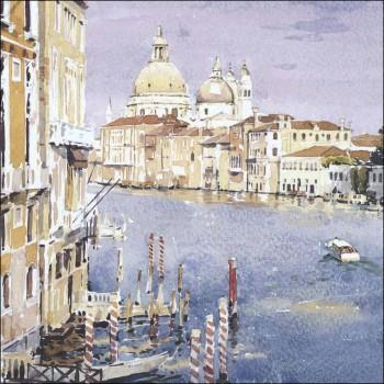 IS05 Salute, Venice