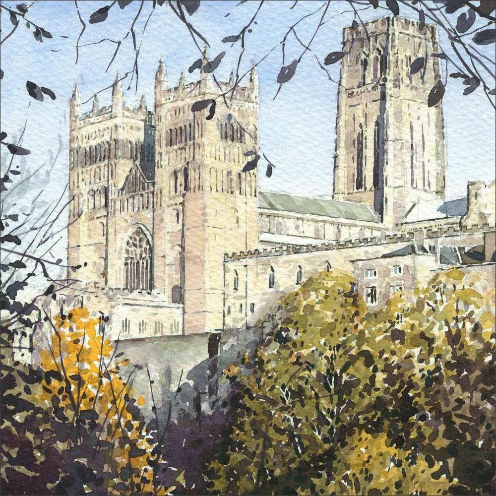 Autumn - Durham Cathedral