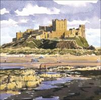 Bamburgh Castle - Summer