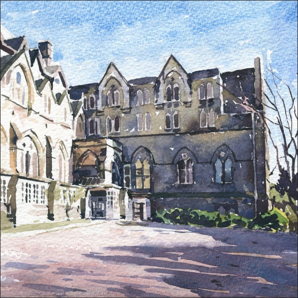 St Hild and St Bede's College, Durham