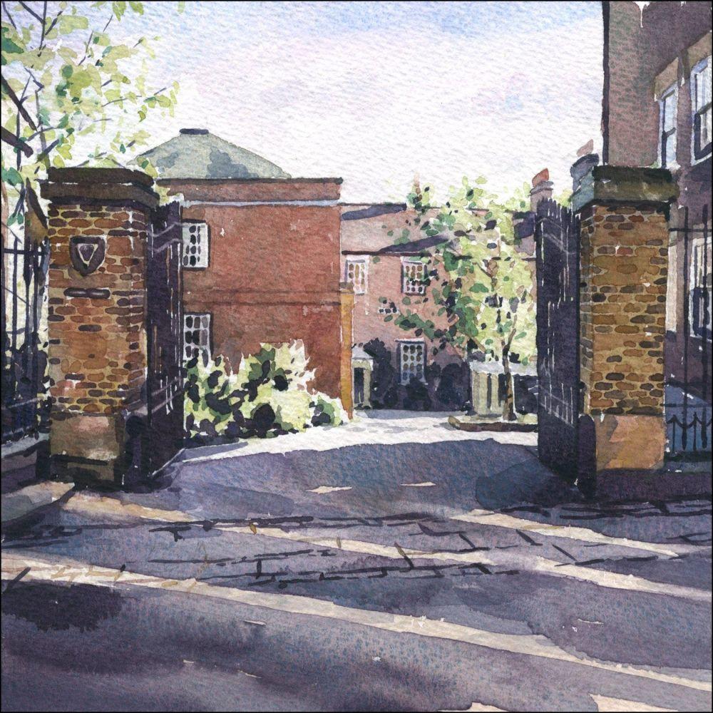 Hatfield College, Durham.