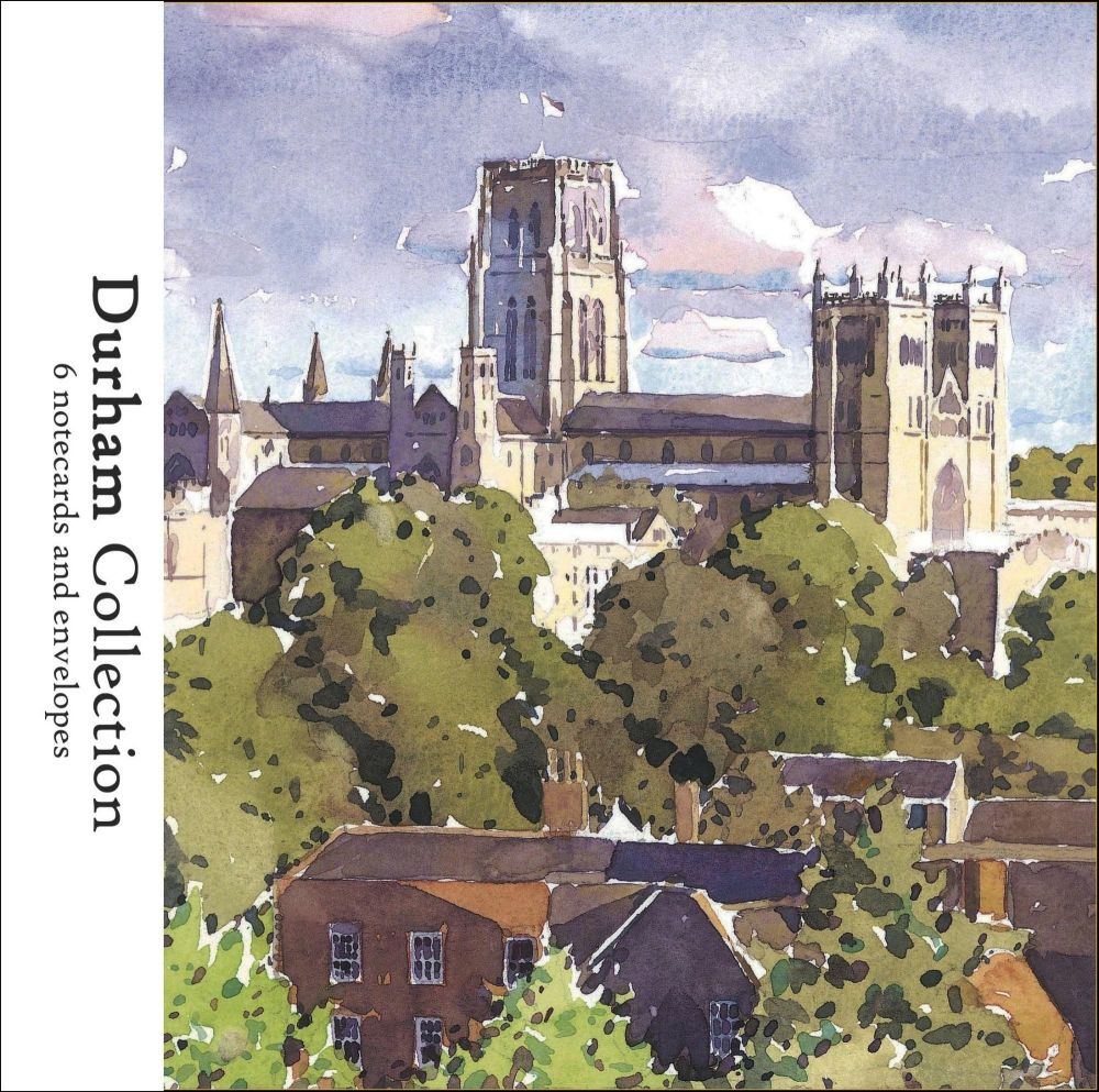 NP01 'Durham Collection' pack of notecards