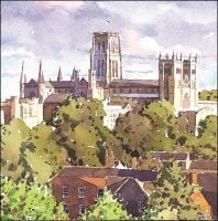 NC02 Durham Cathedral.