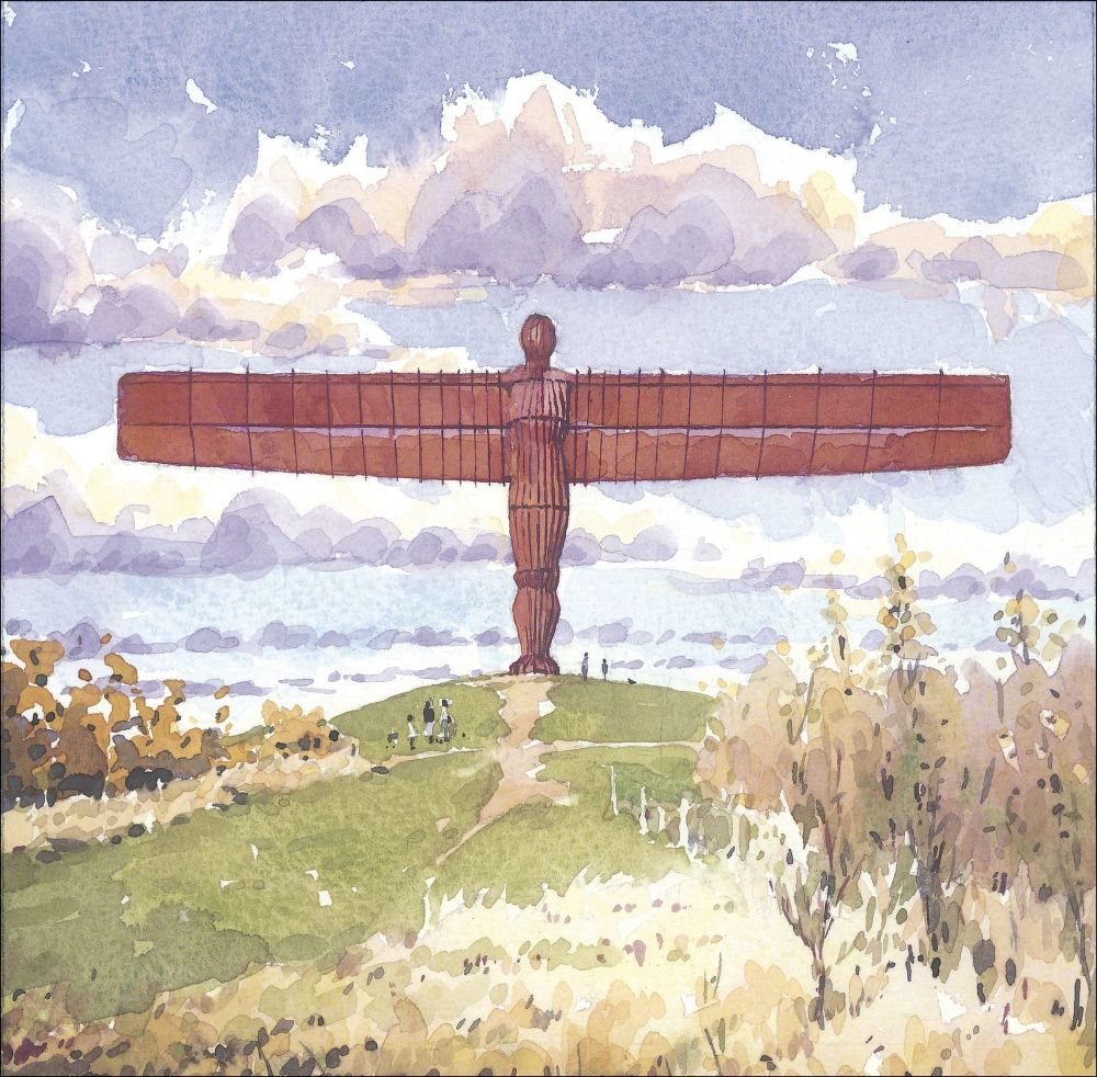 NC03 Tyne Reflections.