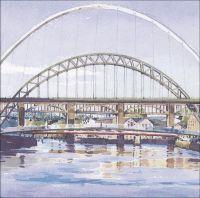NC04 Tyne Reflections.