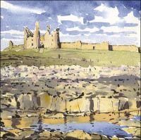 NC06 Dunstanburgh Castle.