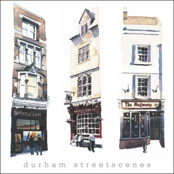 NL04 Durham Streetscenes