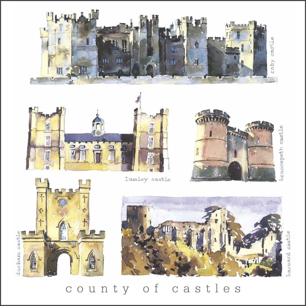 County of Castles