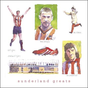 NL18 Sunderland Greats