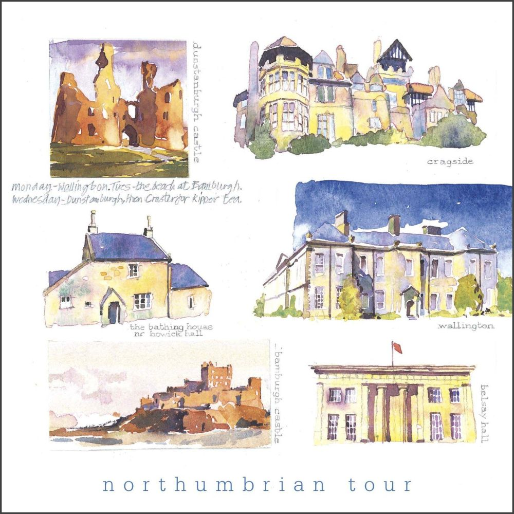 Northumbrian Tour