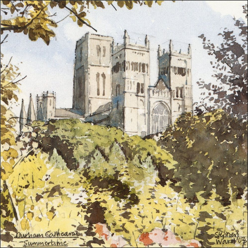 Durham limited edition prints