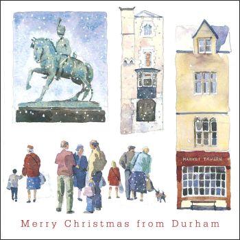 CC01 Durham City Christmas