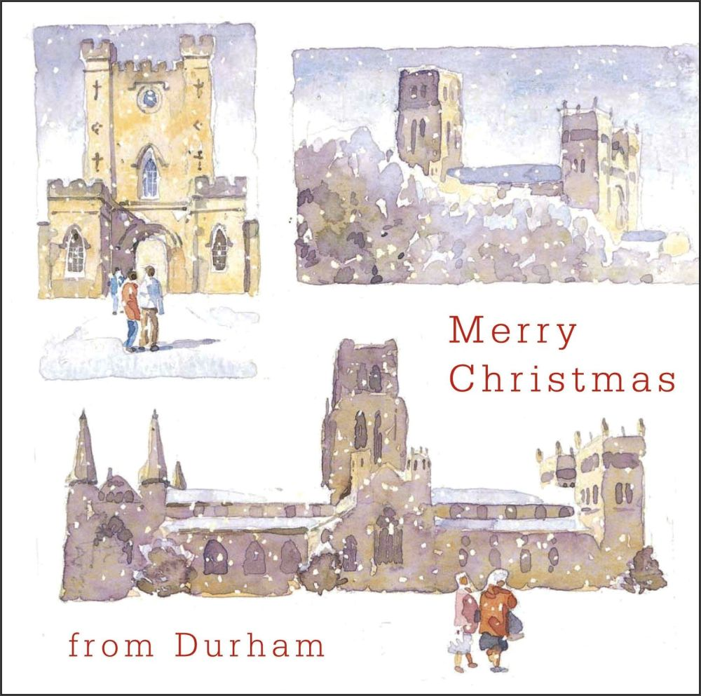 CC02 Historic Durham Christmas