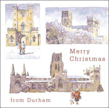CC02 Historic Durham Christmas