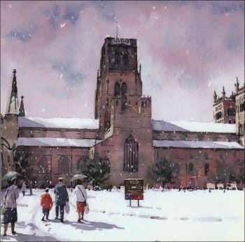 CC07 Christmas at Palace Green, Durham